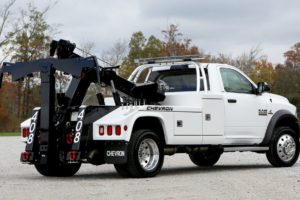 Peabody Towing Vacaville Tow truck